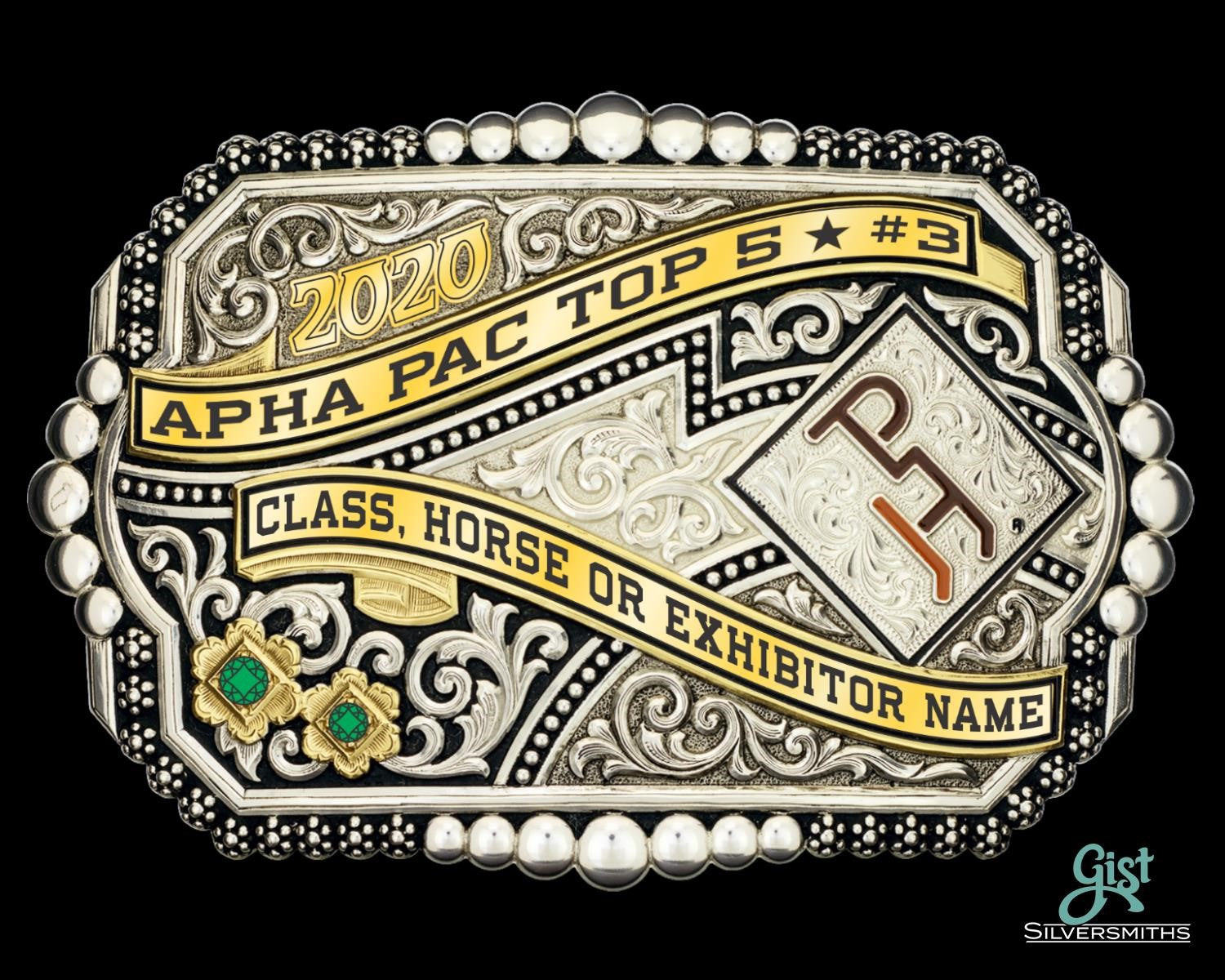 APHA PAC Buckle