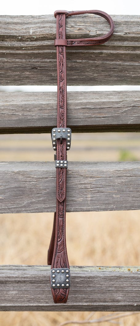 Roughrider Antique One Ear Headstall