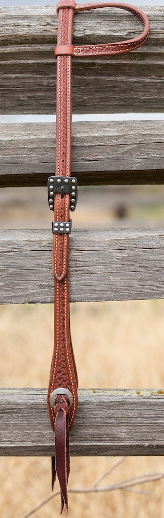 Roughrider Basket One Ear Headstall