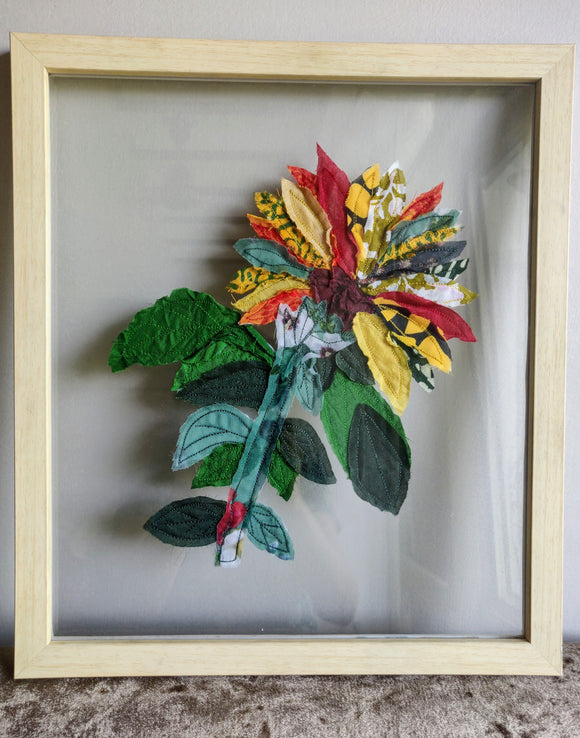 Sunflower Framed Artwork