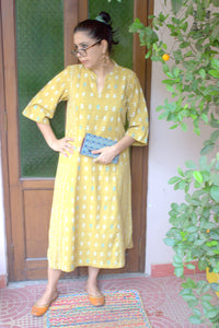 The Surya Dress with pockets