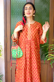 Maneka Mud Handblockprinted Kurta