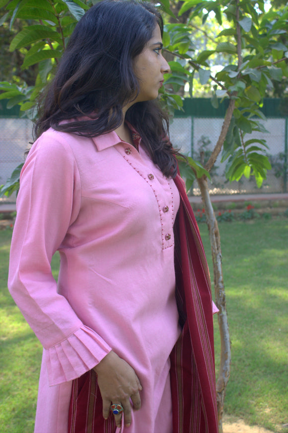 Mistle thrush Kurta