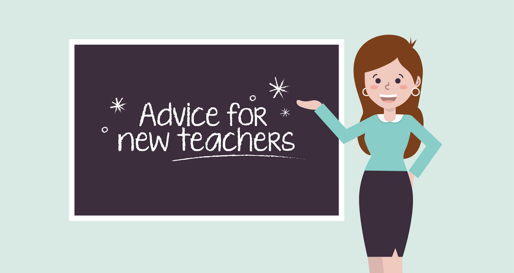 Another School Year Starts - Advice to a New Teacher