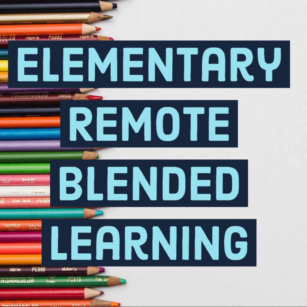 Elementary Remote Blended Learning
