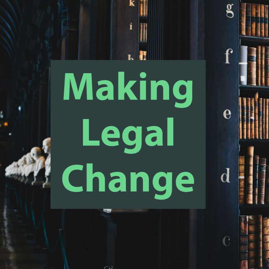 Making Legal Change