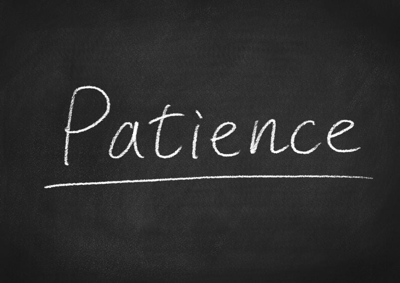 In an On Demand World is Patience Still Important?