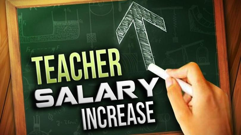 If Teachers Get Raises, Where Should The Money Come From?