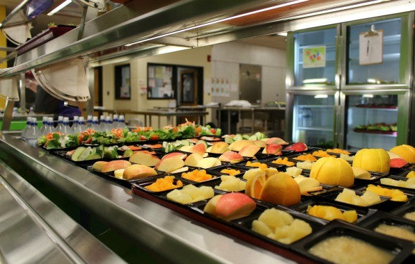 The Future of the School Cafeteria