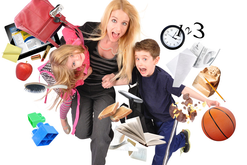 Activity Overload - Letting Kids Be Kids