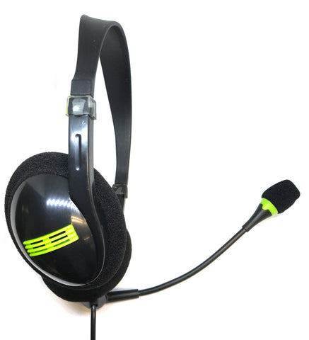Image of USB Headphones With Microphone