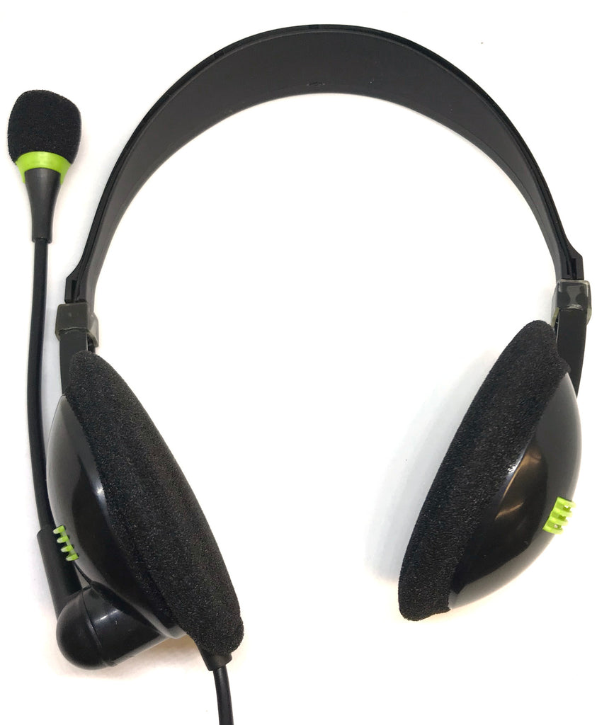 USB Headphones With Microphone - Ships Oct 2020