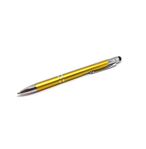Touch Stylus 2-in-1 With Pen - Gold