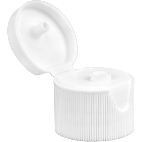 Image of 1oz Squeezable Reclosable Bottle With Cap