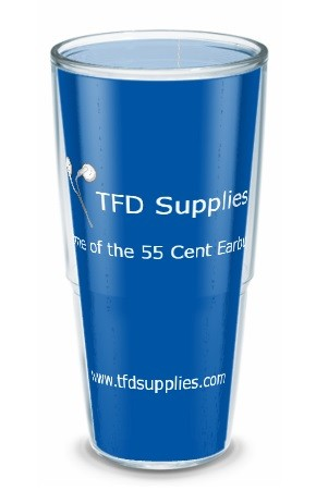 TFD Supplies 24oz Tervis Tumbler With Lid
