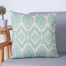 Geometric Cushion Cover 43x43cm - Wishfulwall