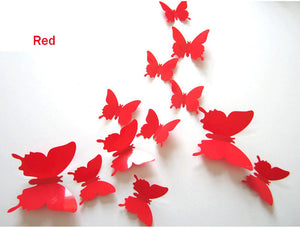 Butterfly Wall Stickers - Wishfulwall