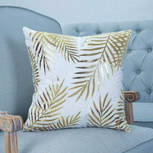 Bronzing Printed Cushion Cover 45x45cm - Wishfulwall