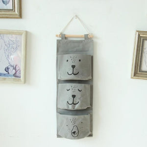 Wall Hanging Storage Bags - Wishfulwall