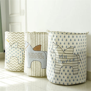 Laundry Basket Storage 40x50cm - Wishfulwall