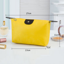 Candy Colors Waterproof Travel Cosmetic Bag - Wishfulwall
