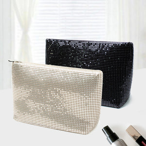 Cosmetic Luxury Sequins Makeup Bag - Wishfulwall