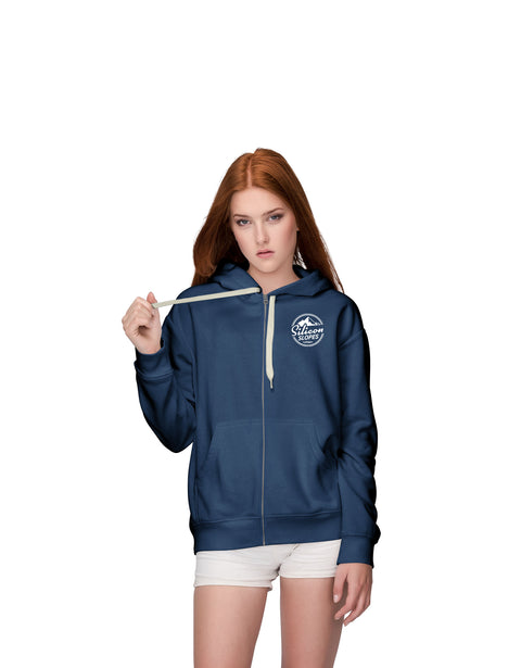 Silicon Slopes Women's Zip-Hoodie