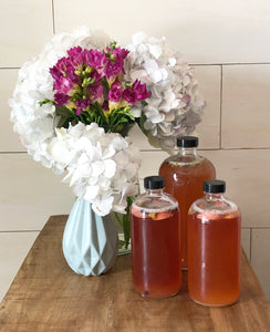 YEABUCHA Home Brew Kombucha Kits produce delicious kombucha that is rich in vitamins and minerals that stabilizing affects for the menstrual cycle.