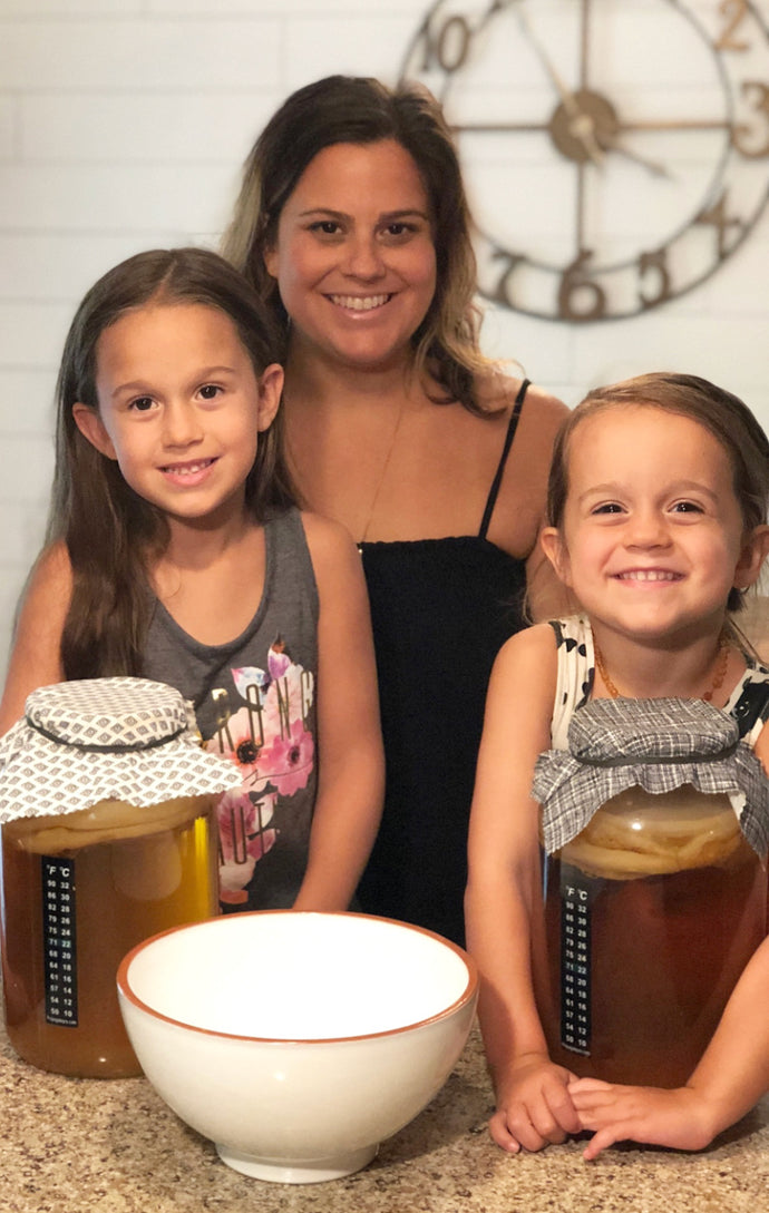 Kombucha for Kids - 3 Things to Know