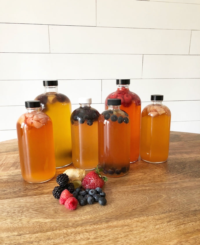 3 Things Recovering Alcoholics Should Know About Kombucha
