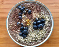 YEABUCHA Kombucha Smoothie Bowl Recipe