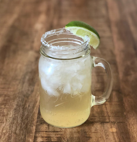 Recipe for Kombucha Margarita by YEABUCHA