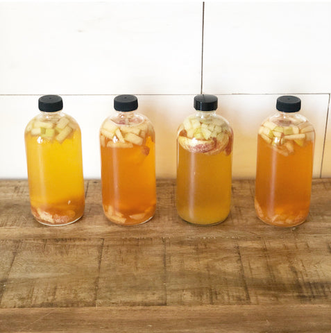 Kombucha helps your digestion in the gut by YEABUCHA
