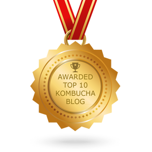 Top 10 Kombucha Blog