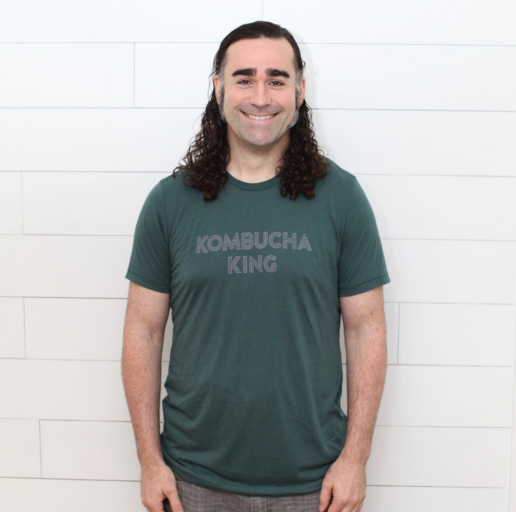 Kombucha King T Shirt