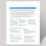 National Quality Partners Playbook™: Antibiotic Stewardship in Acute Care