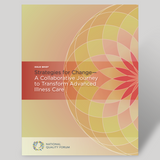 Strategies for Change – A Collaborative Journey to Transform Advanced Illness Care