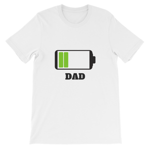 Dad's Low Battery