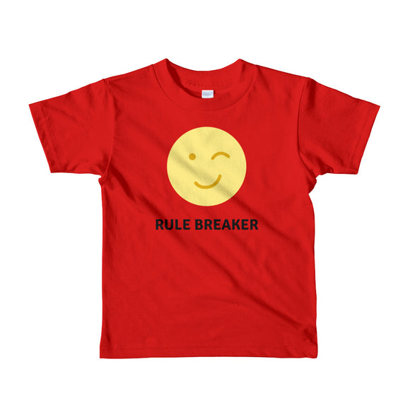 Kid's Rule Breaker Tee