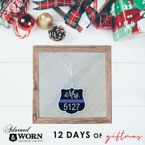 12 Days of Giftmas | Ornaments