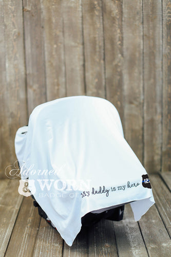 Custom Swaddle Blanket