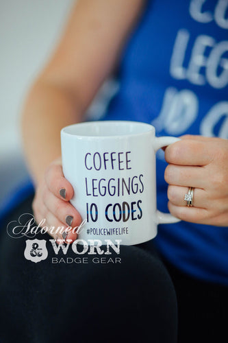 Coffee Mug | Coffee, Leggings, 10 Codes