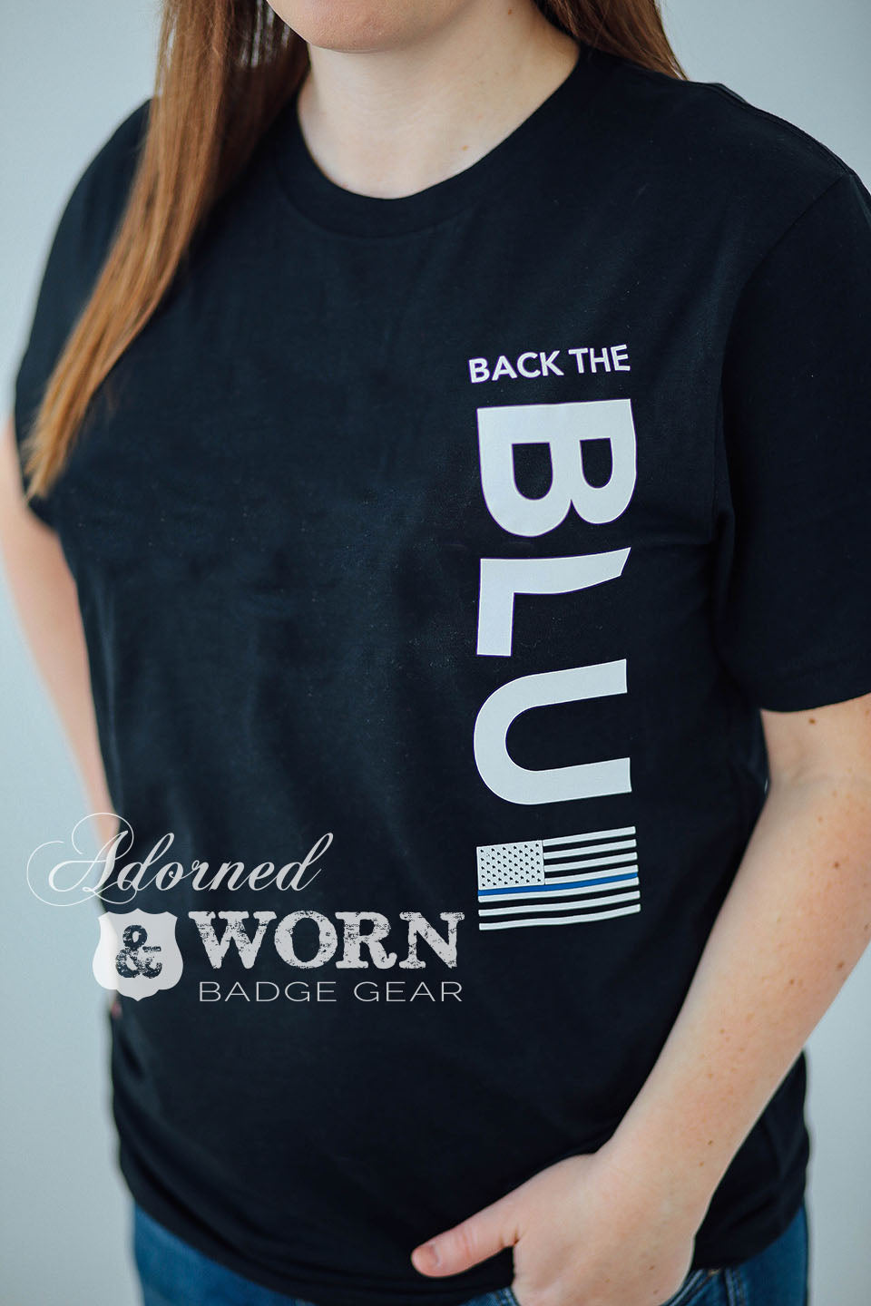 Back the Blue | Unisex T-Shirt