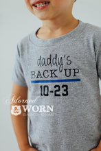 Daddy's Back Up | Toddler & Youth T-Shirt