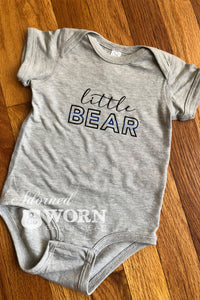 Little/Brother/Sister Bear | Infant Bodysuit