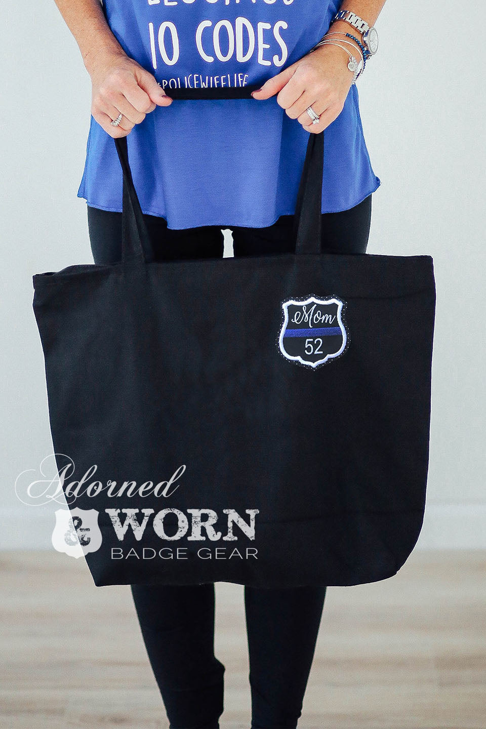 Mom | Canvas Tote Bag