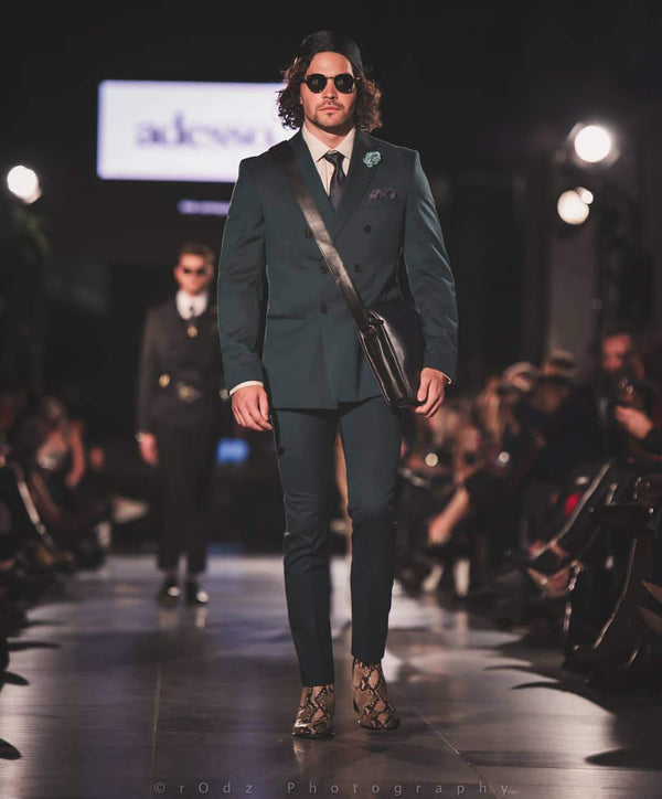 GET INSPIRED FOR FALL WITH ADESSO MAN'S RUNWAY LOOKS