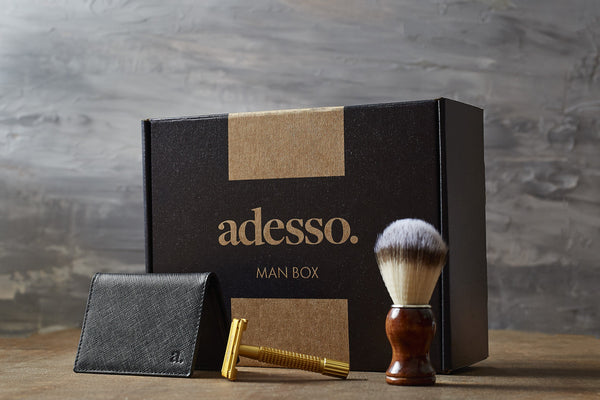 The Best Men's Subscription Boxes: An Adesso Man Review