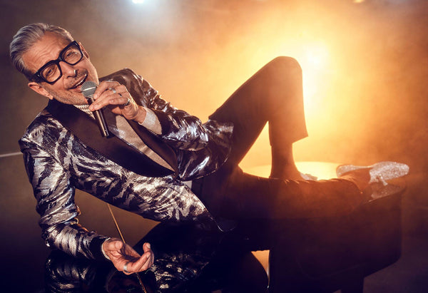 What to Wear: 6 New Year's Eve Looks Worthy of Jeff Goldblum