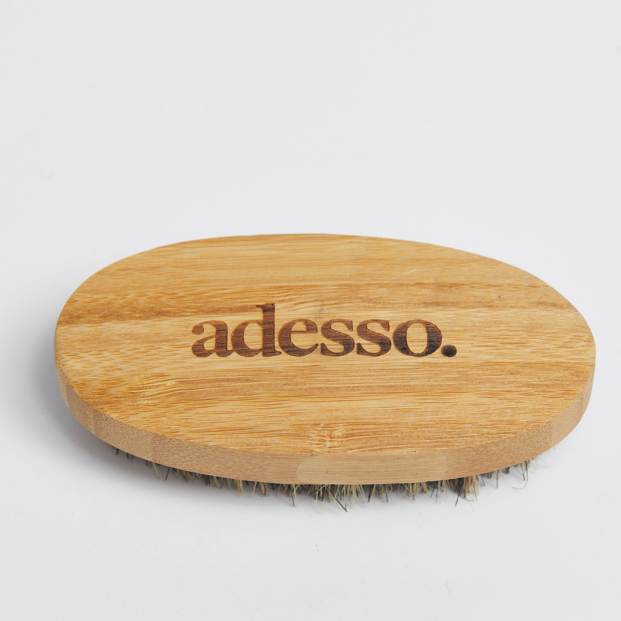 Adesso Beard Brush - Bamboo